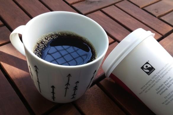 Nachhaltigkeit Kaffeebecher