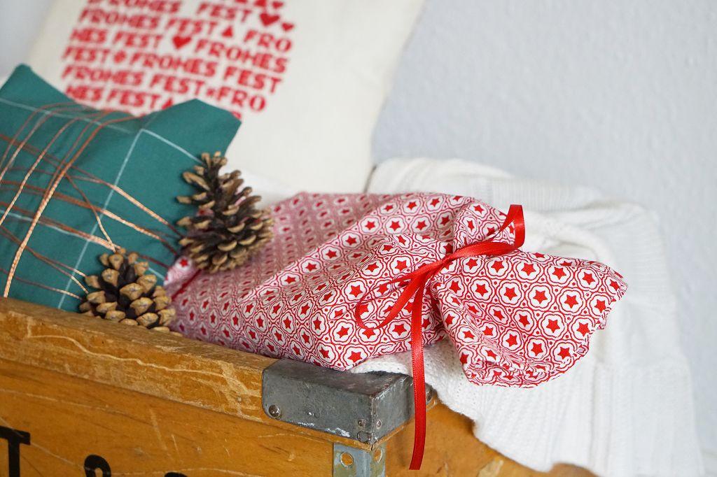 Geschenkpapier Alternative Stoff