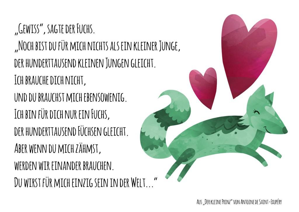Der kleine Prinz Fuchs